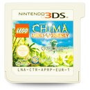 3DS Spiel LEGO LEGENDS OF CHIMA – LAVALS JOURNEY #B