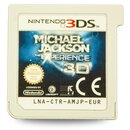 3DS Spiel MICHAEL JACKSON - THE EXPERIENCE #B