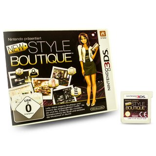 3DS Spiel New Style Boutique