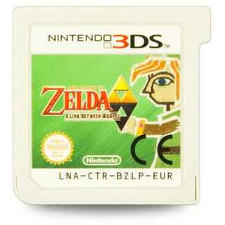 3DS Spiel THE LEGEND OF ZELDA - A LINK BETWEEN WORLDS #B