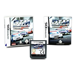 DS Spiel DTM - Race Driver 3 - Create And Race