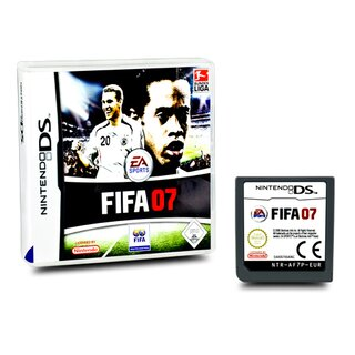 DS Spiel Fifa 07 #A