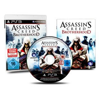 Playstation 3 Spiel Assassins Creed - Brotherhood