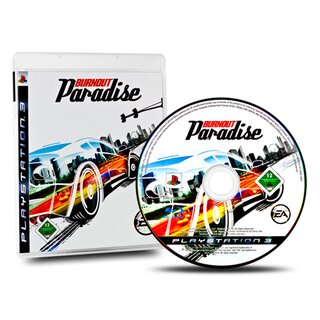 Playstation 3 Spiel Burnout - Paradise
