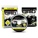 Playstation 3 Spiel Race Driver Grid
