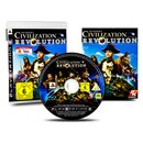 Playstation 3 Spiel Sid Meiers Civilization - Revolution