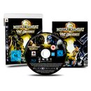 Playstation 3 Spiel Mortal Kombat vs. Dc Universe