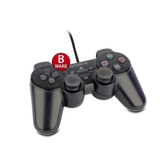 2 ORIGINAL PLAYSTATION 2 CONTROLLER - PAD in SCHWARZ (B-Ware) #50s - Amazon Prime