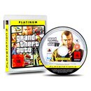Playstation 3 Spiel Grand Theft Auto IV #A (Usk 18)