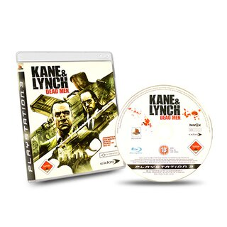 Playstation 3 Spiel Kane & Lynch - Dead Men (USK 18)