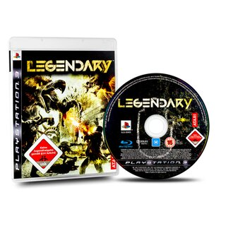 Playstation 3 Spiel Legendary (USK 18)
