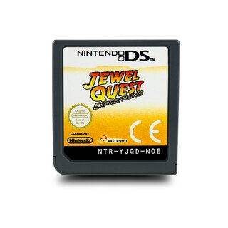 DS Spiel JEWEL QUEST - EXPEDITIONS #B
