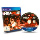 PlayStation 4 Spiel NBA 2K16