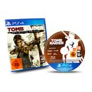 PlayStation 4 Spiel TOMB RAIDER - DEFINITIVE EDITION (USK...