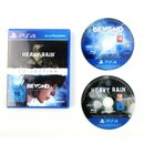 Playstation 4 Spiel The Heavy Rain & Beyond - Two Souls...