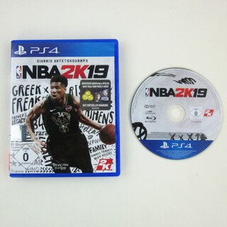 PlayStation 4 Spiel NBA 2K19