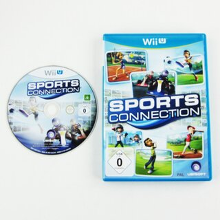 Nintendo Wii U Spiel SPORTS CONNECTION