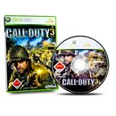 XBOX 360 Spiel CALL OF DUTY 3 (USK 18) #A