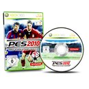 XBOX 360 Spiel PRO EVOLUTION SOCCER 2010 #A