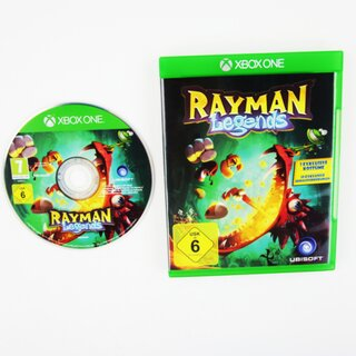 XBOX ONE Spiel RAYMAN LEGENDS