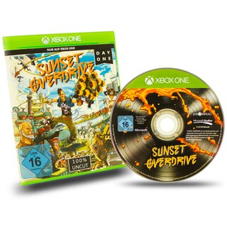 Xbox One Spiel Sunset Overdrive - Day One Edition