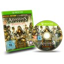 XBOX ONE Spiel ASSASSINS CREED - SYNDICATE
