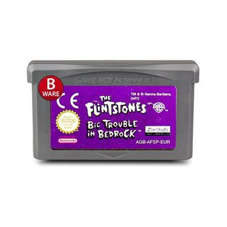 GBA Spiel THE FLINTSTONES : BIG TROUBLE IN BEDROCK (B-Ware)