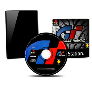 PS1 Spiel GRAN TURISMO : THE REAL DRIVING SIMULATOR #C