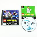 PS1 Spiel LEGO RACERS