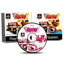 PS1 Spiel Racing Simulation 2