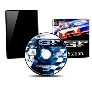 PS1 Spiel Sports Car Gt #C