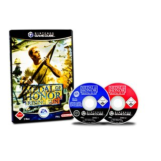 Gamecube Spiel Medal of Honor - Rising Sun (USK 18)