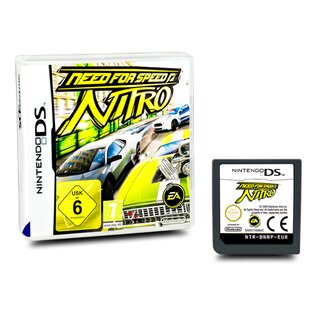 DS Spiel Need for Speed Nitro