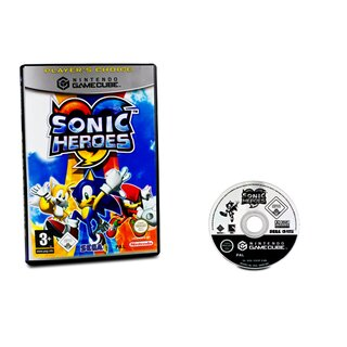 Gamecube Spiel SONIC HEROES #A