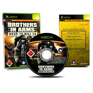 Xbox Spiel Brothers in Arms - Road To Hill 30 (USK 18)