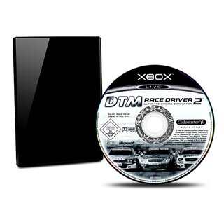 XBOX Spiel DTM RACE DRIVER 2 - ULTIMATE RACING SIMULATOR #B