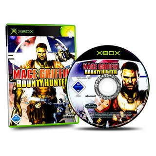 XBOX Spiel MACE GRIFFIN BOUNTY HUNTER #A