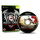 XBOX Spiel MORTAL KOMBAT - DEADLY ALLIANCE (USK 18) #A