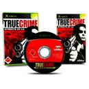 Xbox Spiel True Crime - Streets of La (USK 18)
