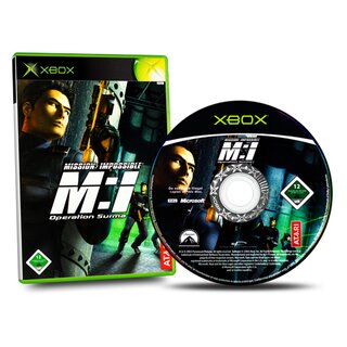 Xbox Spiel Mission Impossible : Operation Surma