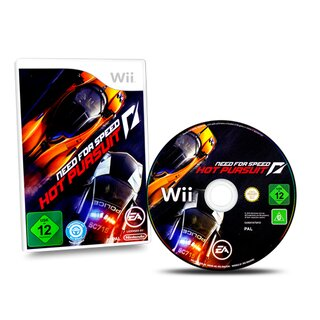 Wii Spiel Need For Speed - Hot Pursuit