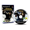 PS2 Spiel Disneys Pirates Of The Caribbean - Fluch Der...