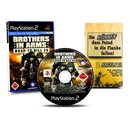 PS2 Spiel Brothers in Arms : Road To Hill 30 (Usk 18)