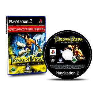 PS2 Spiel Prince Of Persia : The Sands Of Time #A