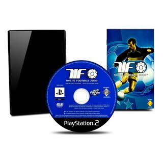 PS2 Spiel This Is Football - Tif 2002 #C