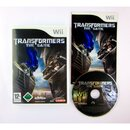 Wii Spiel Transformers - The Game