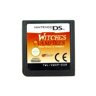 DS Spiel Witches & Vampires - Ghost Pirates of Ashburry #B