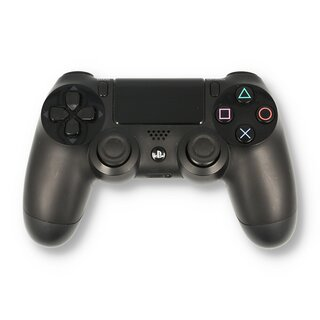 Original Playstation 4 Ps4 Dualshock Controller / Gamepad in Schwarz / Black