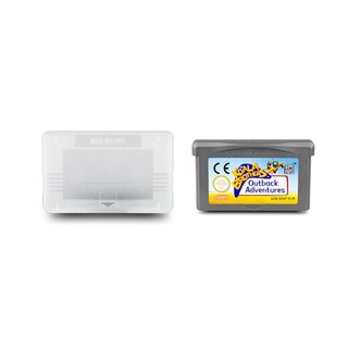 GBA Spiel The Koala Brothers - Outback Adventure + Hülle